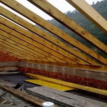Formado de madera - SOS Cubiertas