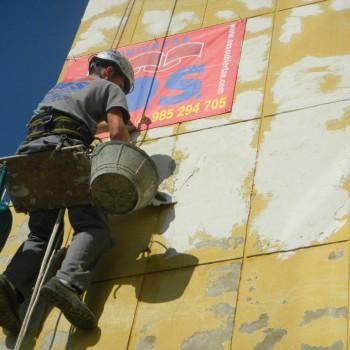 Trabajo Vertical SOS Cubiertas
