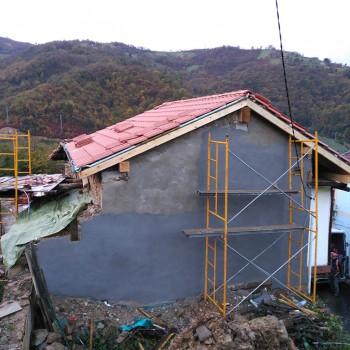 Rehabilitación de cubierta