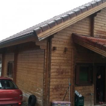 Rehabilitación cabaña