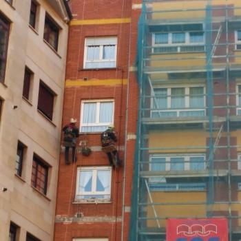 desprendimiento de azulejos