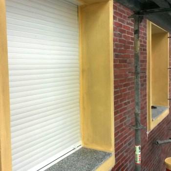 Rehabilitación fachada en Oviedo