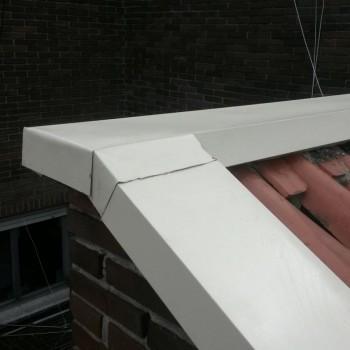 revestimiento en aluminio