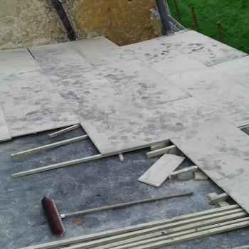 Rehabilitacion tejado