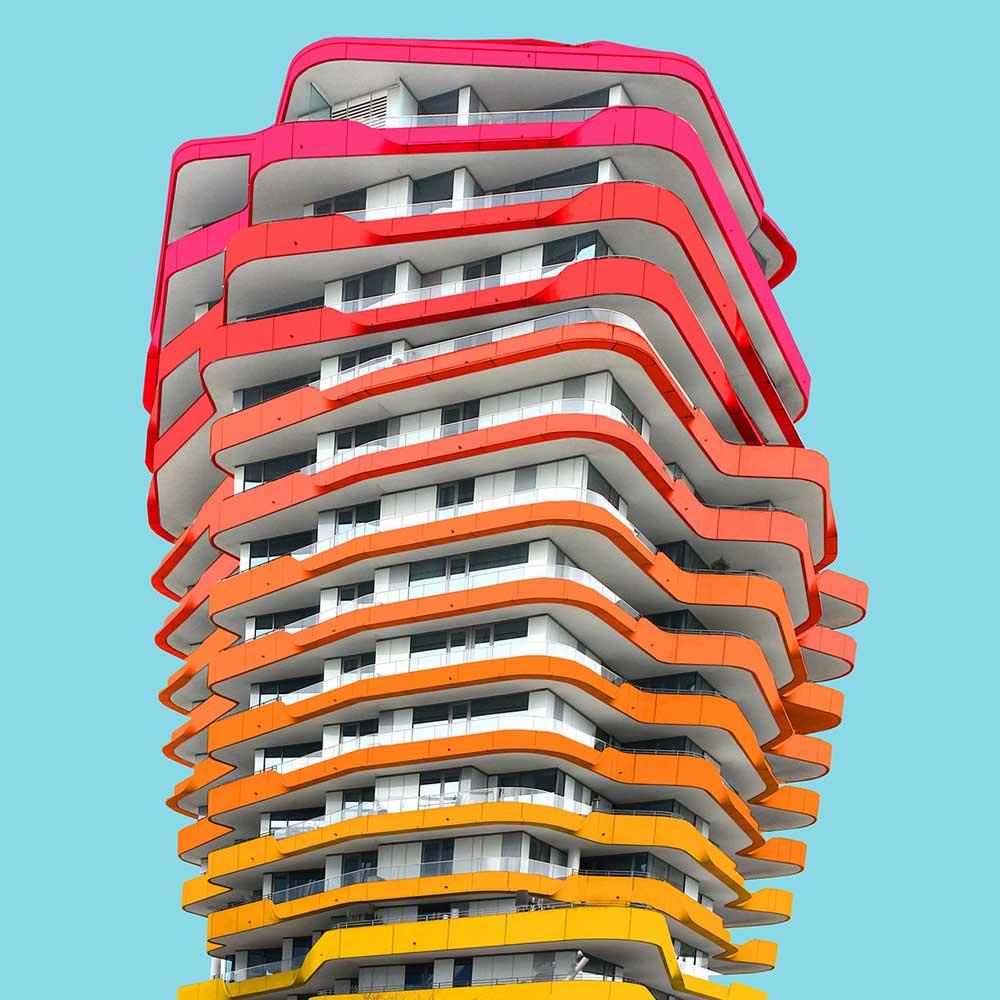perspectiva arquitectónica